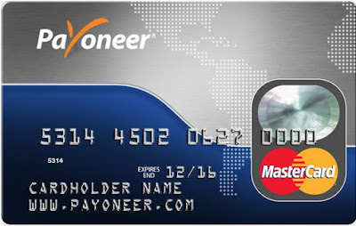 How to Register for your Payoneer MasterCard or Debit Card for Free