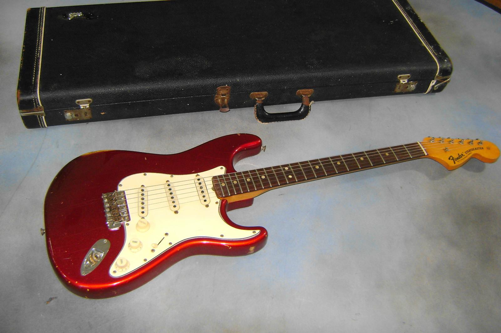 Candy Apple Red Strat : 1968 stratocaster candy apple red stratocaster guitar culture stratoblogster ~ Russianpoet.info Haus und Dekorationen