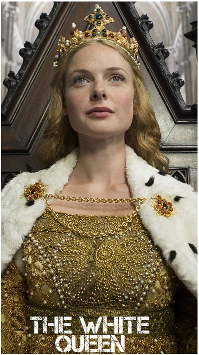 hollywood spy amazing first pictures from upcoming new historical shows the white queen with. Black Bedroom Furniture Sets. Home Design Ideas