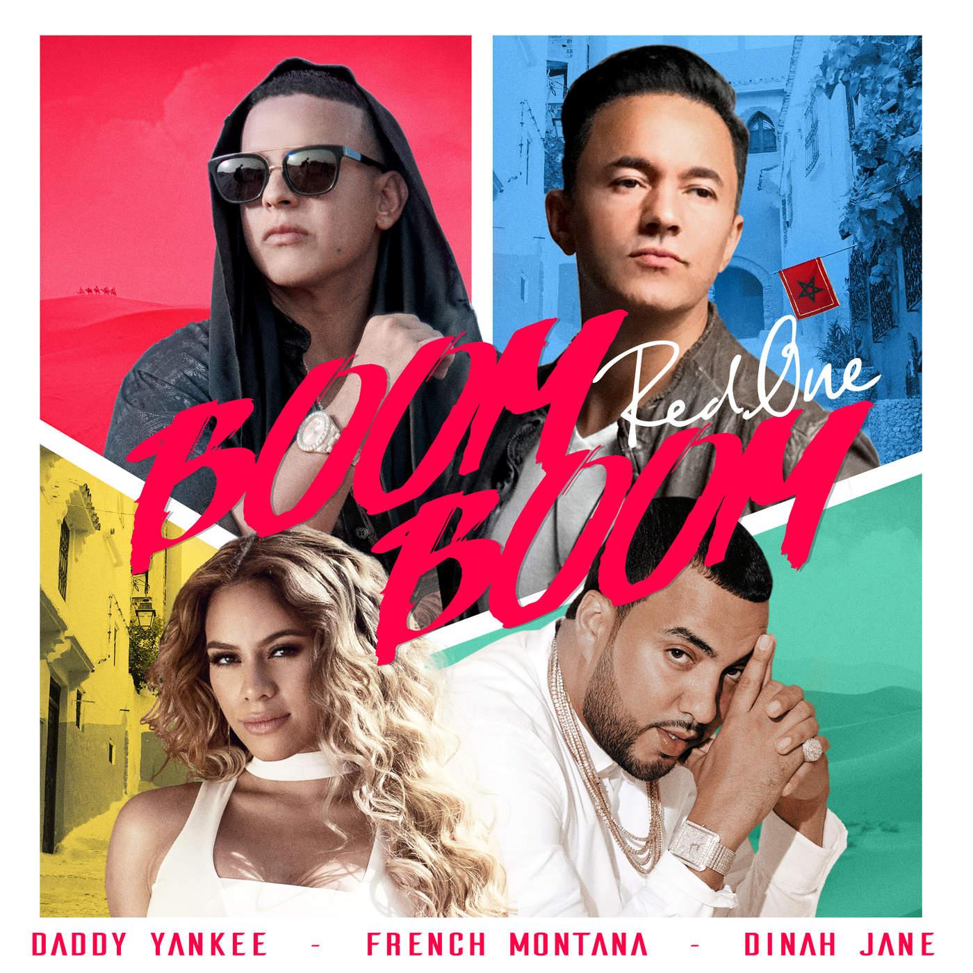 RedOne, Daddy Yankee, French Montana & Dinah Jane - Boom Boom - Single
