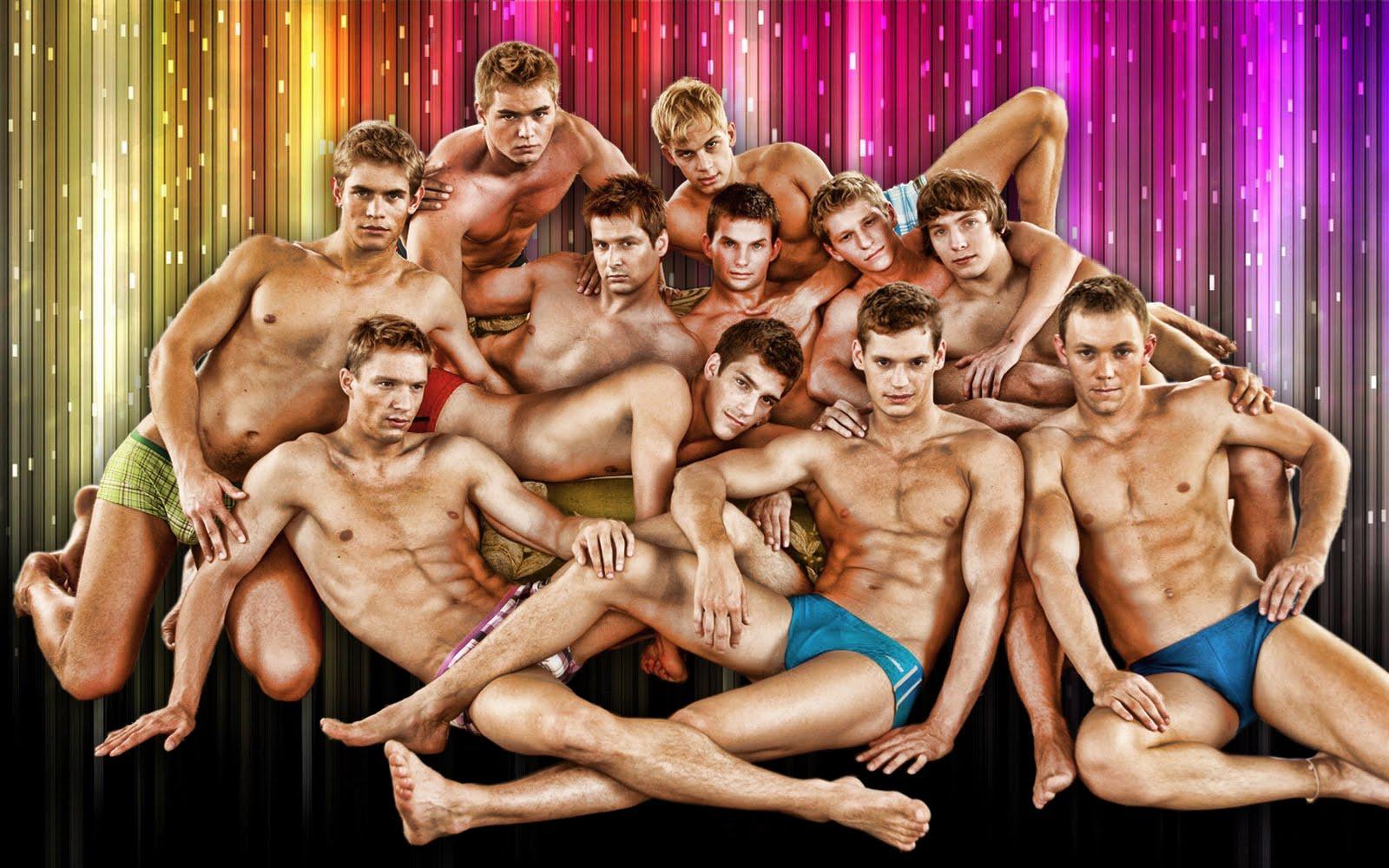 Orgy wallpaper