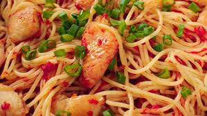 chicken spaghetti recipe in urdu