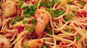chicken spaghetti recipe in urdu