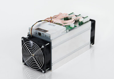 Spesifikasi AntMiner S9 13.5 TH/s (August Batch) + FREE APW3++ PSU Untuk Nambang Bitcoin - HELLO FLEN