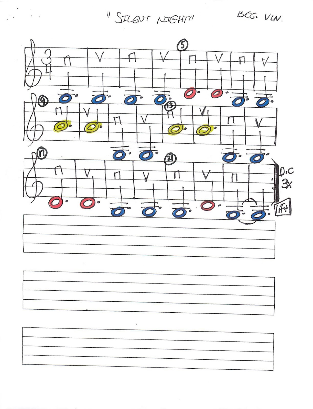 Miss Jacobson S Music