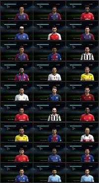 Repack Convert Face PES 2017 To PES 2013