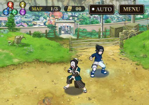 Este é o primeiro jogo da série para móveis. As imagens foram divulgadas pela própria Bandai Namco.