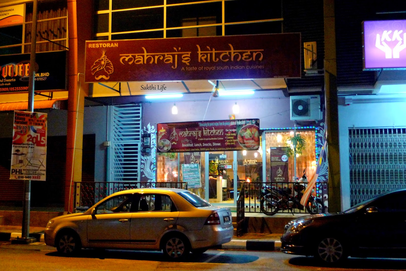 Butcher Kitchen Ipoh : Mahraj's Kitchen @ Little India, Ipoh