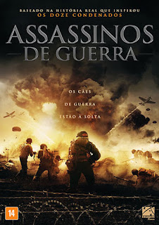 Assassinos de Guerra - HDRip Dublado