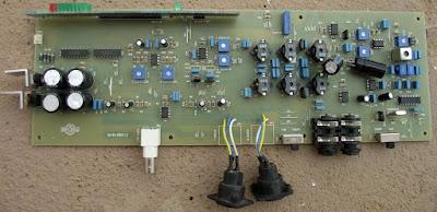 FM multiplexer placa