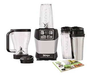 Nutri Ninja Auto iQ BL486 Complete Extraction System, image, review features & specifications