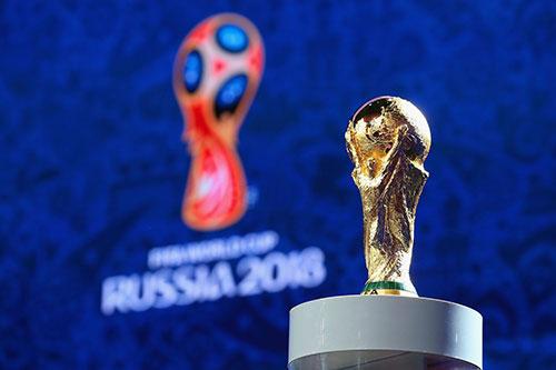 Финальный матч будет проходить 15 июля на стадионе Лужники в Москве.