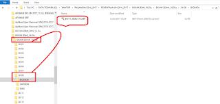 Cara Mengetahui Lokasi File DBF