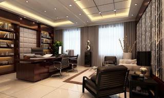 ديكورات مكاتب 5 تصاميم ستفيدك في تصميم مكتبك