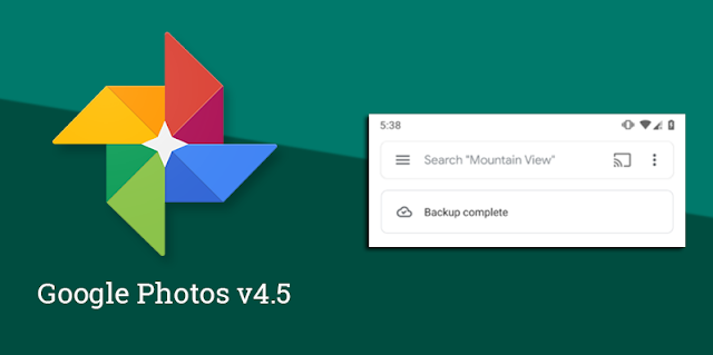 Google Photos v4.5 APK to Download: App May Get New backup Restore Feature