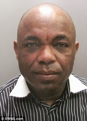 Nigerian conman jailed for duping 81-year old pensioner in the UK