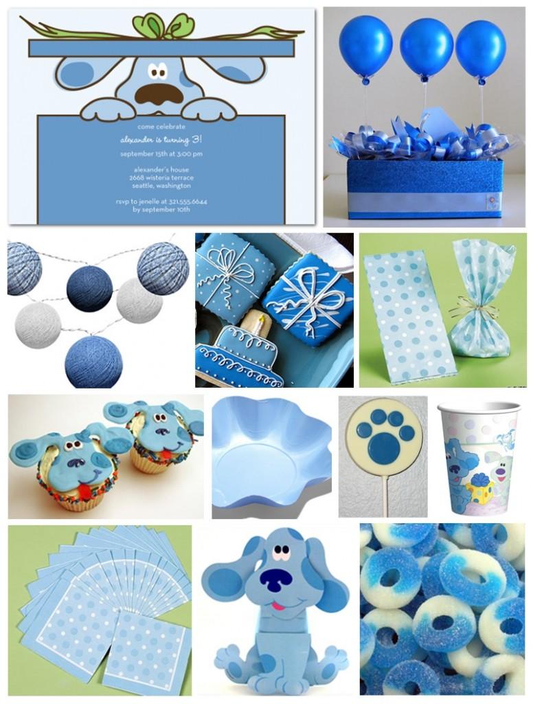 Fiesta Blue - LaCelebracion.com