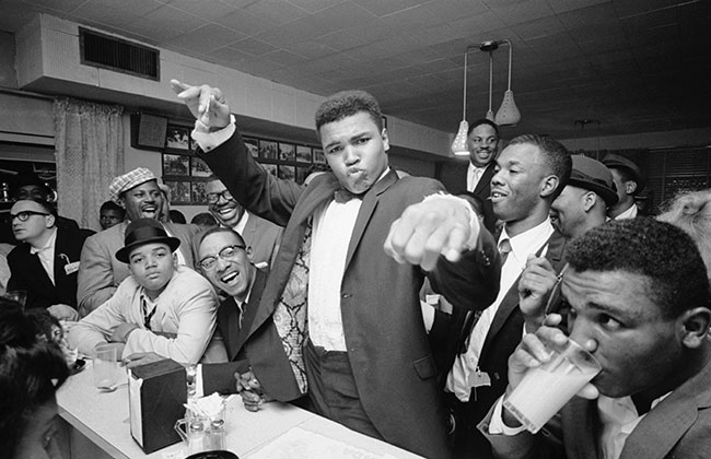 a story of the life of a hero muhammad ali or cassius clay Cassius x: inside cassius clay's conversion to  he also accepted elijah muhammad's authority over his life  with tux-clad cassius clay (now muhammad ali.
