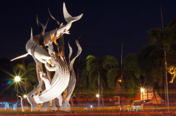 tempat wisata surabaya paling populer