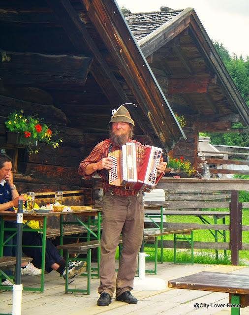 sommar i Österrike