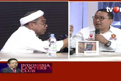 Seru Debat Ngabalin Vs Fadli Zon, Ngabalin Puji Megawati dan Jokowi Terkait Kasus Ustadz Ba'asyir