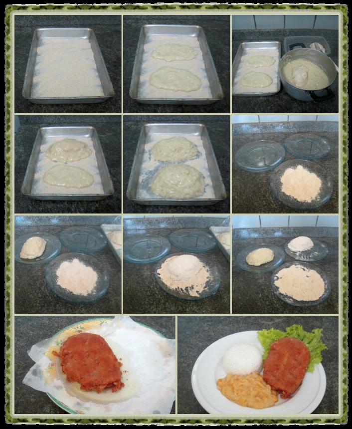 Peito de frango cremoso 3