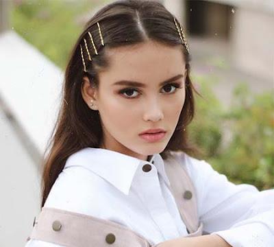 Biodata Hannah Hannon pemeran Vanya di Putri Untuk Pangeran
