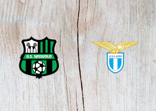Sassuolo vs Lazio - Highlights 11 November 2018