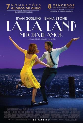 La ciudad de las estrellas (La La Land) (2016) [LAT] [BDREMUX] [HD1080]