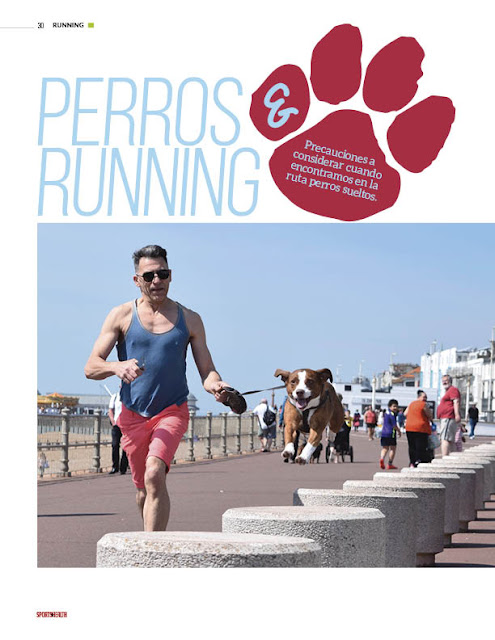 Correr y perros