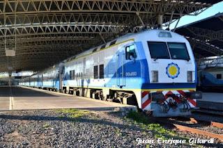 Continúa el reclamo por la vuelta del Tren a Mar del Plata