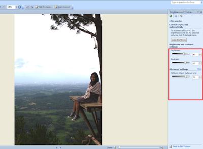 Cara menampilkan dan merubah file gambar CR2 hasil jepretan DSLR