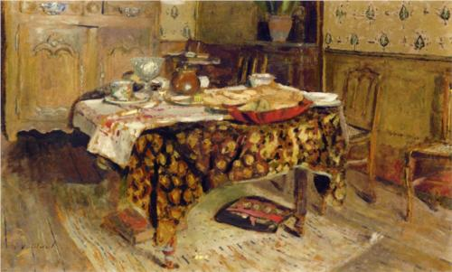 It\'s About Time: Interiors - Jean Edouard Vuillard 1868-1940 Staying ...