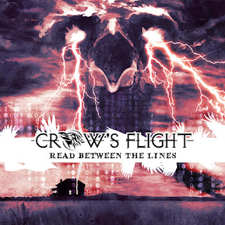 "Το single των Crow's Flight ""Read Between the Lines"""
