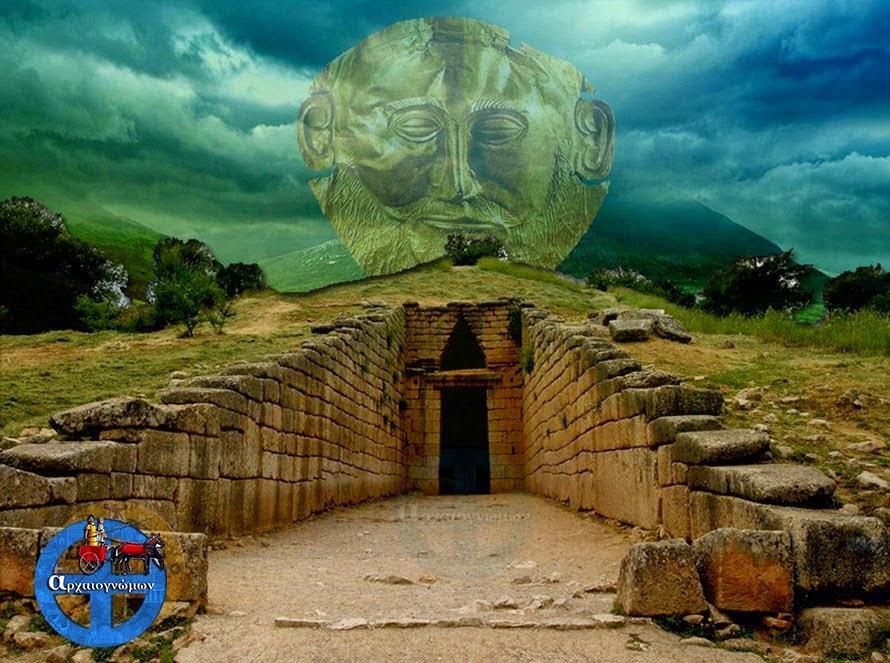 Τύμβος, ένα πανάρχαιο έθιμο των Ελλήνων