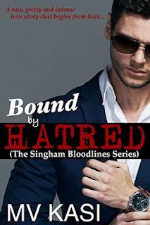 #AtoZChallenge: B for Bound by Hatred by M.V. Kasi -Njkinny's Blog