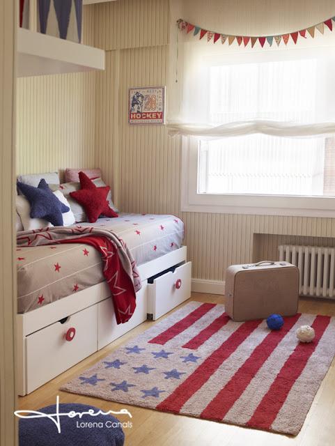 ideas decoracion habitacion infantil