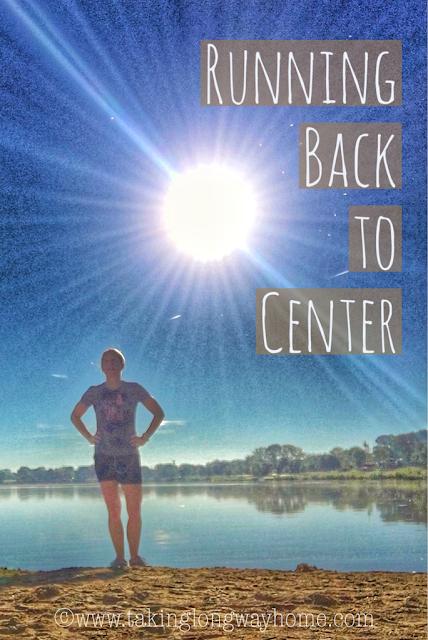 Running Back to Center
