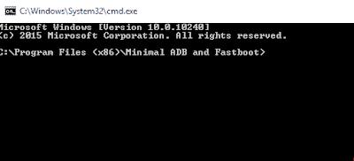 Download ADB Fastboot Tools Untuk Semua Asus Zenfone