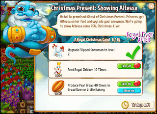 A Royal Christmas Carol - Part 2