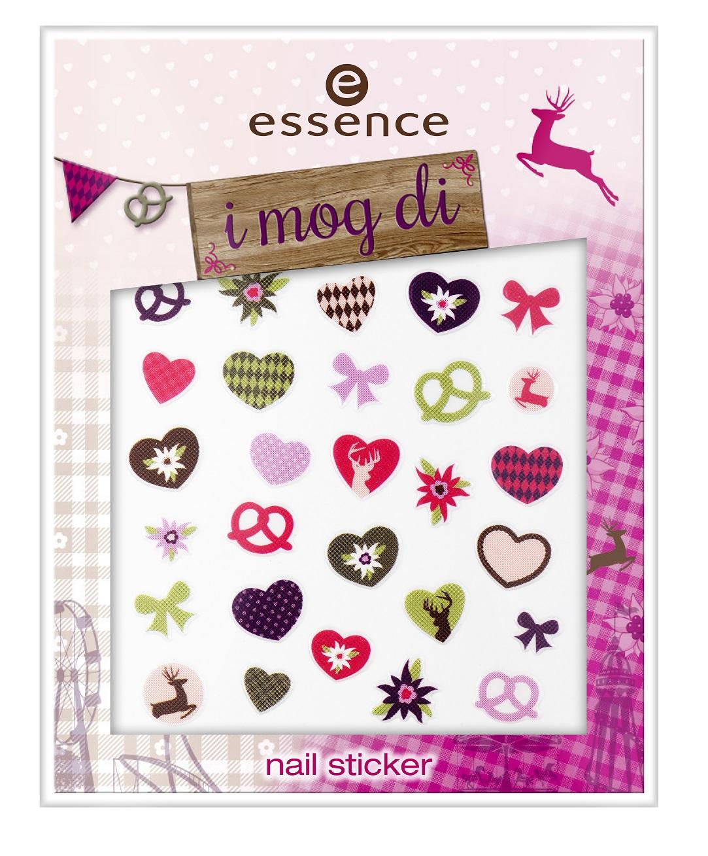 essence oktoberfest 2014 – i mog di nail sticker