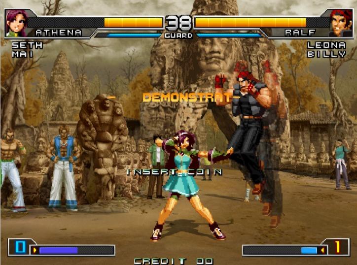 Descargar Juegos Kof 2002 - 10 Descargar