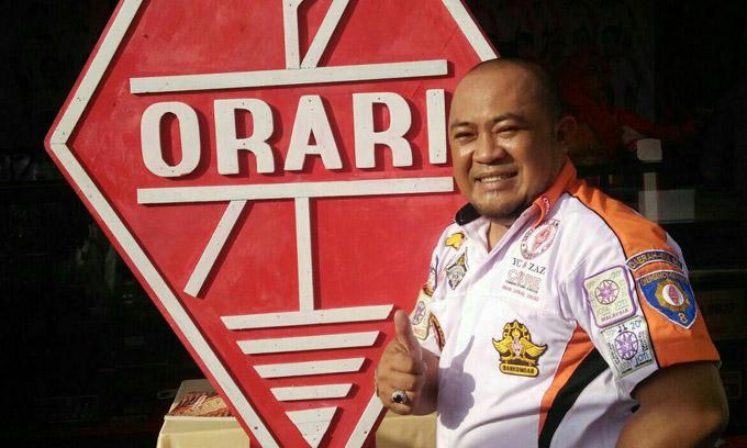 Ketua Orari Sinjai Minta Seluruh Anggota Sukseskan Muslok ke VIII