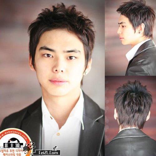 Pradasclanol Asian Hairstyle Man