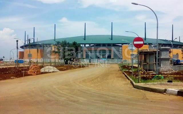 Akses menuju Stadion Pakansari dari Berbagai Wilayah
