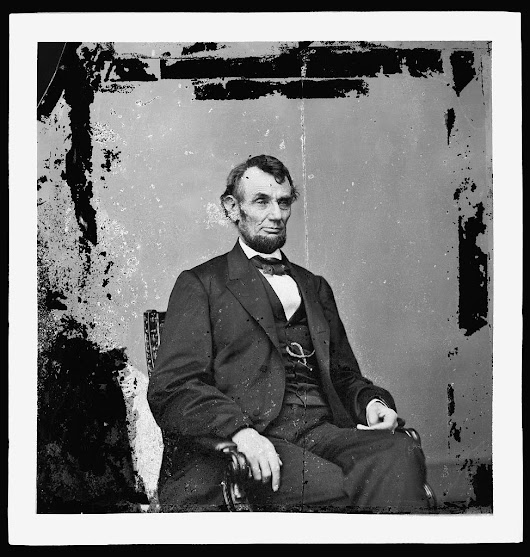 Remembering Abraham Lincoln, the most photographed man of his day ~ Photography News