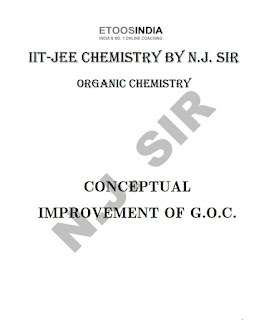CONCEPTUAL IMPROVEMENT OF GENERAL ORGANIC CHEMISTRY BY ETOOSINDIA