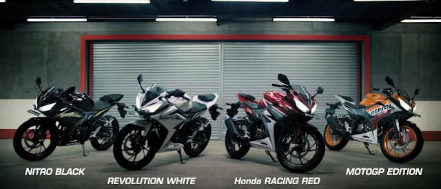 Honda CBR150R Terbaru 2016