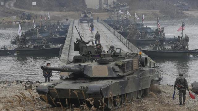 Pyongyang urge a EEUU y Seúl romper pacto delirante de invadirlo