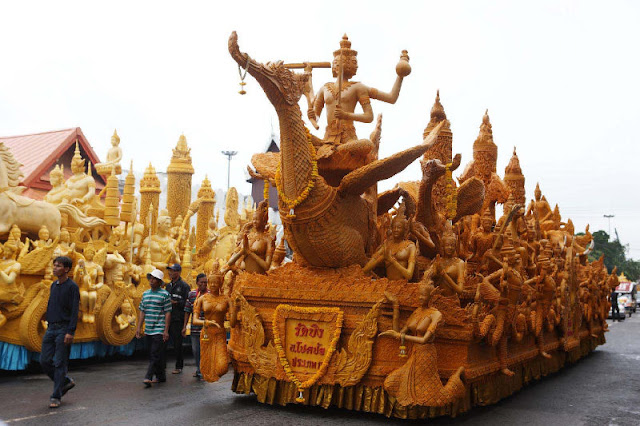 Some traditional festivals of Thailand you should not overlook